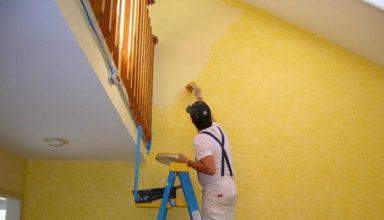 thợ sơn nhà tại quận 1
