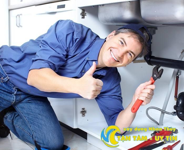 thợ sửa điện nước tại quận 3