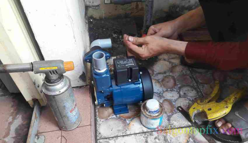 dịch vụ sửa máy bơm nước quận 3