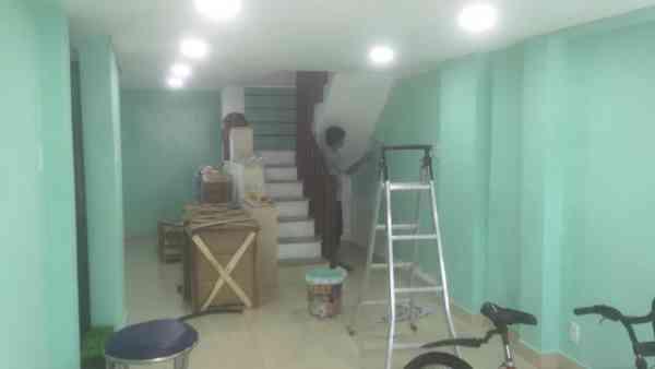dịch vụ sơn nhà tại quận 2