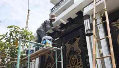 thợ sơn nhà giá rẻ tại quận 7