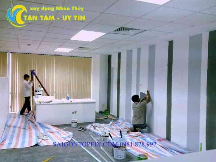 dịch vụ đóng thạch cao tphcm