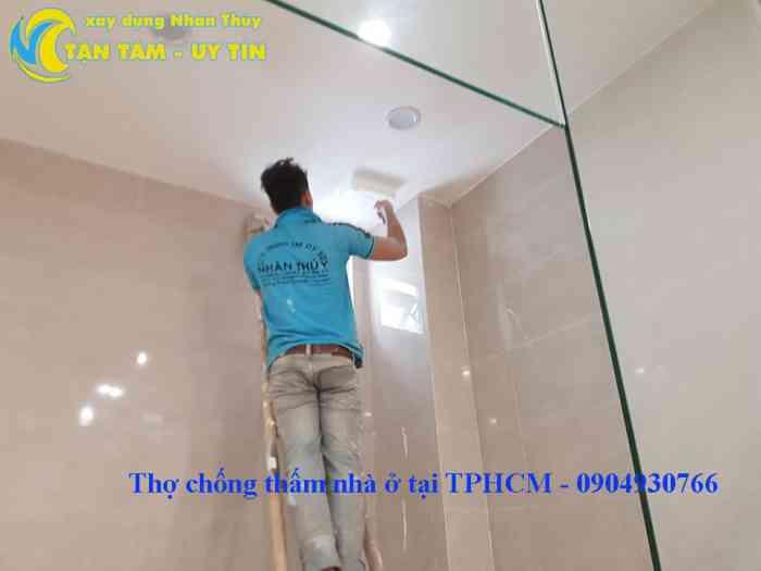 sơn nhà vệ sinh