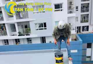 báo giá chống thấm tại TPHCM