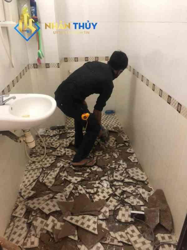 chống thấm nhà vệ sinh quận 11