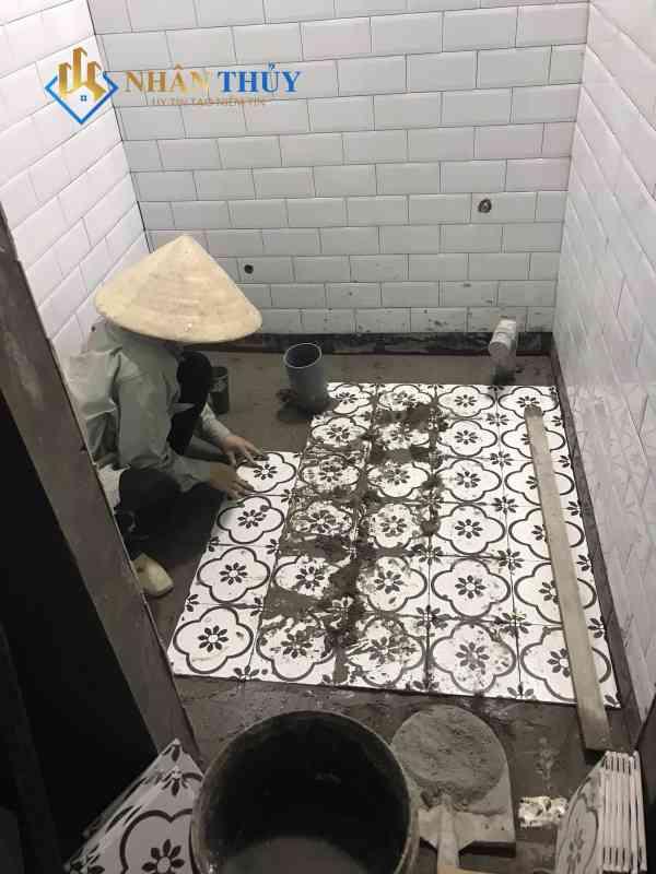 chống thấm toilet quận 2