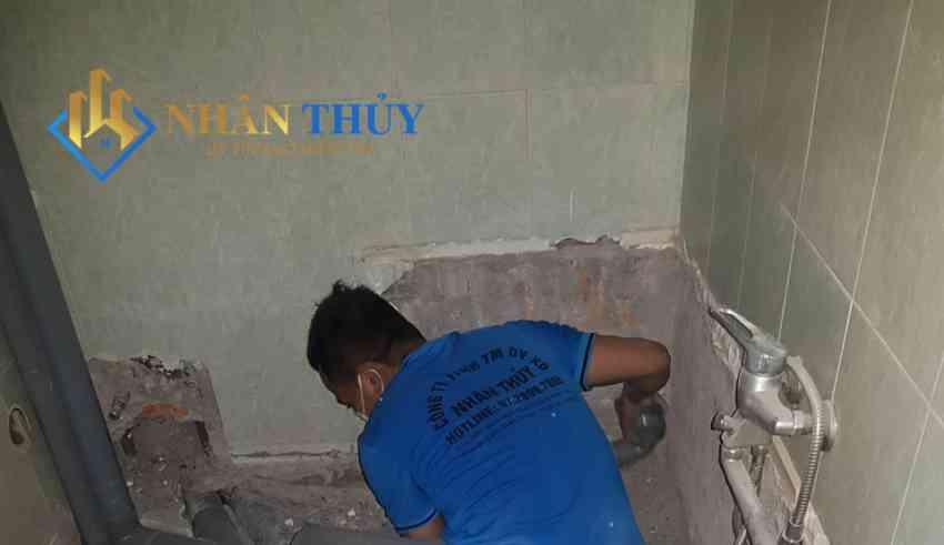 chống thấm nhà vệ sinh quận 1