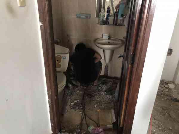 chống thấm toilet quận 6