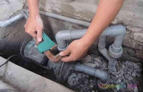 thợ sửa máy bơm quận 5