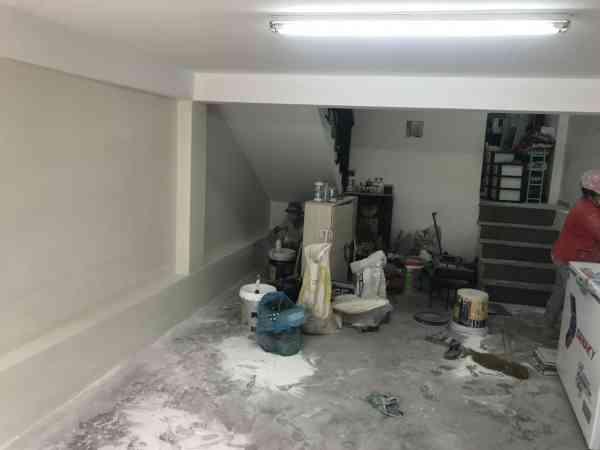 dịch vụ sơn nhà tại nhà bè