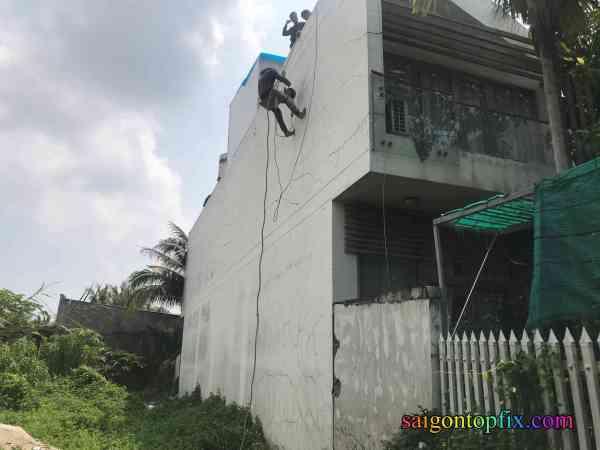 dịch vụ sơn nhà tại gò vấp
