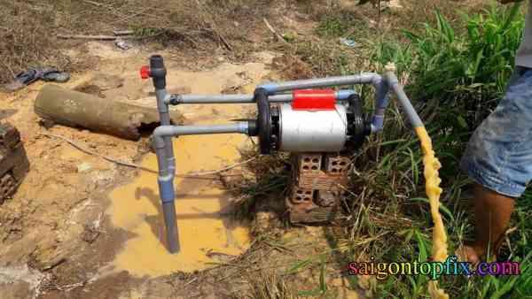 sửa máy bơm nước quận 12