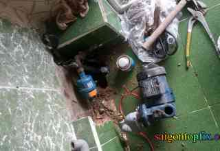 sửa máy bơm nước tại nhà quận 9