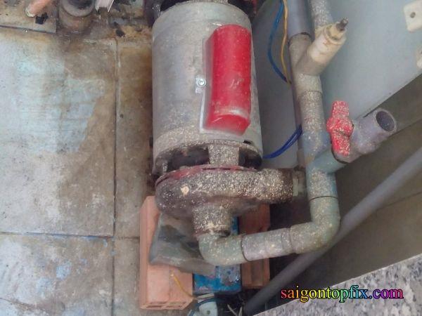 sửa máy bơm nước tại quận 9
