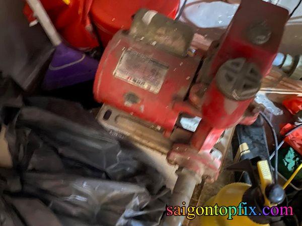 sửa máy bơm nước tại nhà thủ đức