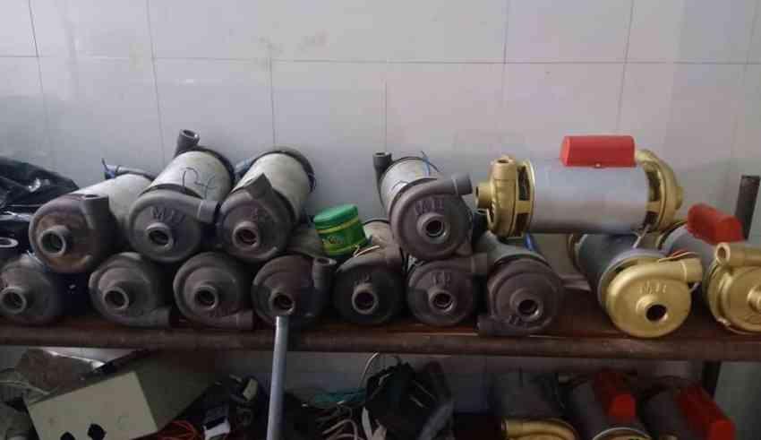 sửa máy bơm nước thủ đức