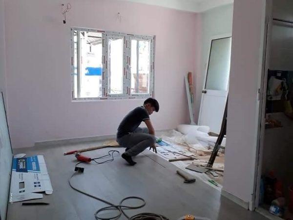 thợ sơn nhà quận tân bình