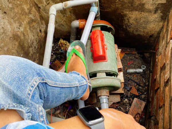 sửa máy bơm nước quận 6