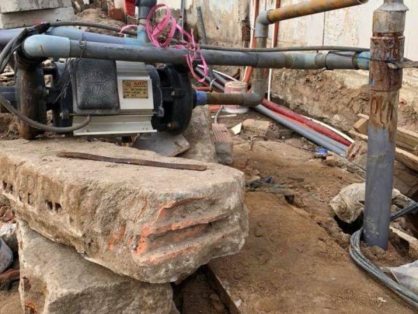 sửa chữa máy bơm nước tại quận 6